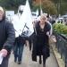 Quimper: Le PDF 29 en Manif. contre la mosquée
